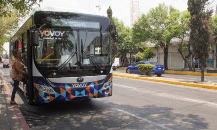 ¡Abre Gobierno Estatal convocatoria para permisos temporales de transporte público urbano!