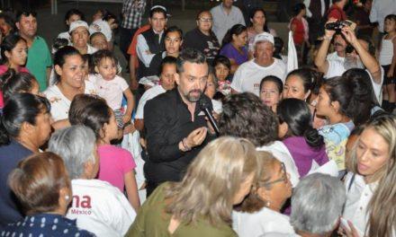 ¡Aguascalientes debe ser aliado del Gobierno Federal: Arturo Ávila!