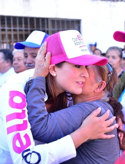 ¡Apoyar la economía de las mujeres de Aguascalientes compromiso de Tere Jiménez!