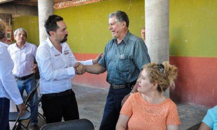 ¡Arturo Ávila representa la solución a las quejas del servicio de agua!