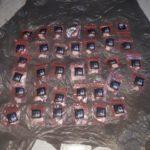 """¡Detuvieron a adolescente de 14 años de edad con 35 dosis de """"crystal"""" en Fresnillo!"""