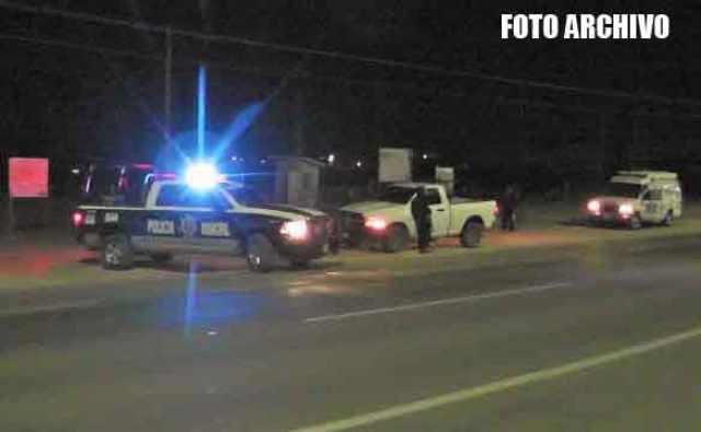 ¡Hombre fue ejecutado a bordo de su automóvil en la carretera a Vetagrande!