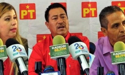 ¡Candidatos del PT se comprometen a bajar sus sueldos como alcaldes!