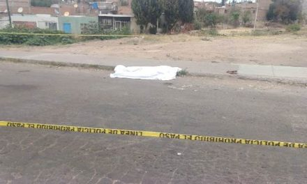 ¡Chofer originario de Calera, Zacatecas, murió atropellado por su tráiler en Aguascalientes!