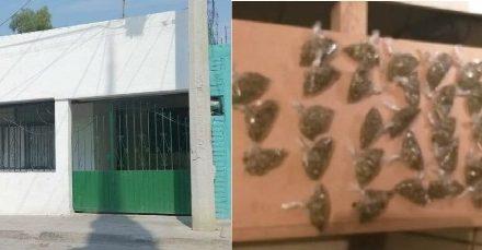 """¡Detuvieron a la traficante de drogas """"La Doña"""" tras cateo en su narco-tiendita en Aguascalientes!"""