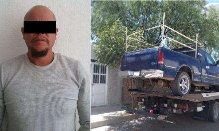 ¡Detuvieron a sujeto que robó con violencia una camioneta en Aguascalientes!