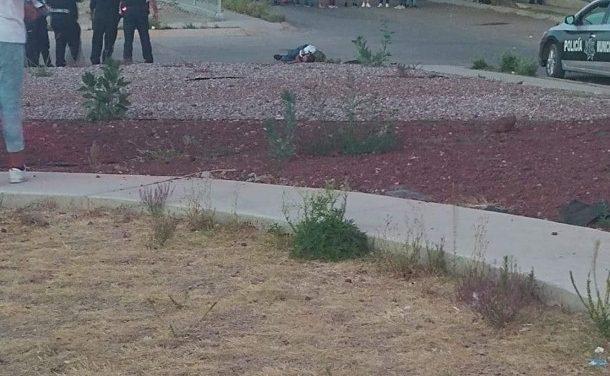 ¡Narcomenudista fue ejecutado a balazos en Aguascalientes!
