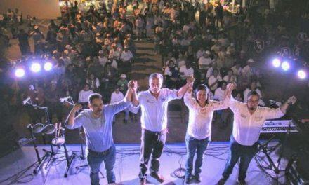 ¡El proyecto de Toño Arámbula tiene el respaldo de los senadores del PAN: JAMC!
