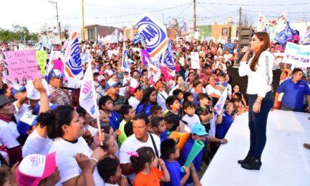 ¡Este domingo hagamos que gane Aguascalientes: Tere Jiménez!