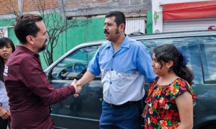 ¡Familias de Cumbres ven a Arturo Ávila como la opción para tener seguridad!