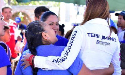 ¡Fortalecer el turismo para hacer crecer la economía local propone Tere Jiménez!