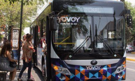 ¡Gobierno del Estado logra padrón completo de autobuses para cubrir demanda en 44 rutas!