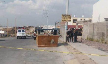 ¡Hallaron un feto humano dentro de un contenedor de basura en Aguascalientes!