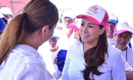¡Impulsará Tere Jiménez programas de activación física y deporte para mejorar la calidad de vida de los aguascalentenses!