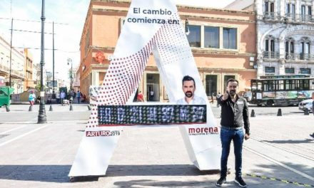 ¡Inaugura Arturo Ávila el Monumento a la Esperanza!