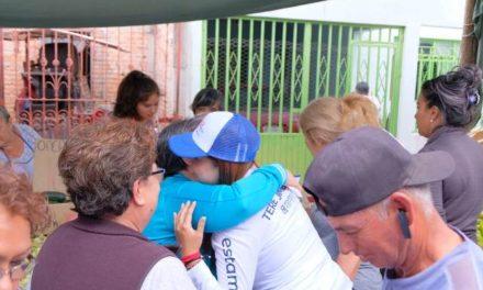 ¡Las familias de Aguascalientes estarán mejor con Tere Jiménez!