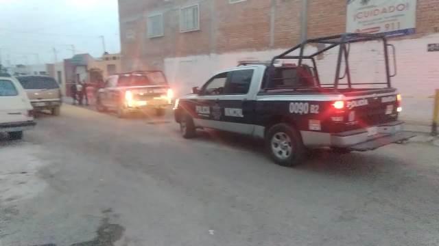¡Intentaron ejecutar a un delincuente y lo hirieron de 2 balazos en Aguascalientes!