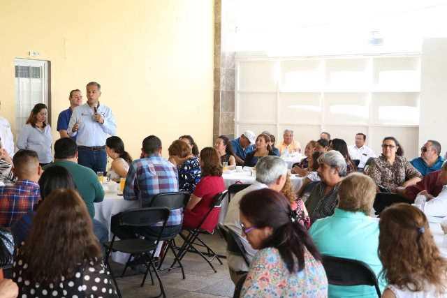 ¡Los maestros son parte fundamental para cambiar el futuro de Jesús María: JAAL!