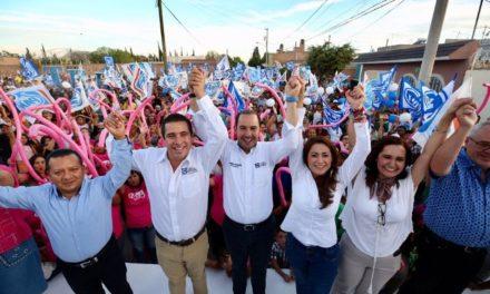 ¡Los once municipios de Aguascalientes se pintarán de azul!
