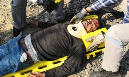 ¡Hombre vecino de Encarnación de Díaz murió atropellado por el tren en Aguascalientes!