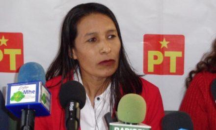 ¡Mi administración será a un lado de la gente: San Juana Gaytán Rangel!