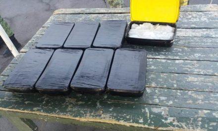 """¡Militares incautaron más de 9 kilos de """"crystal"""" en Aguascalientes!"""