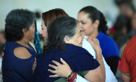 ¡Promoverá Tere Jiménez la creación del Instituto Municipal del Adulto Mayor!