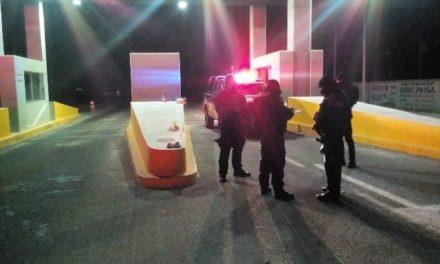 ¡Policías estatales de Aguascalientes detuvieron a un violador en la Puerta de Acceso Sur!