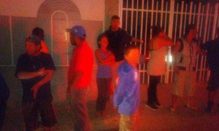 ¡Policías estatales de Aguascalientes rescataron a 4 menores de una casa en llamas!