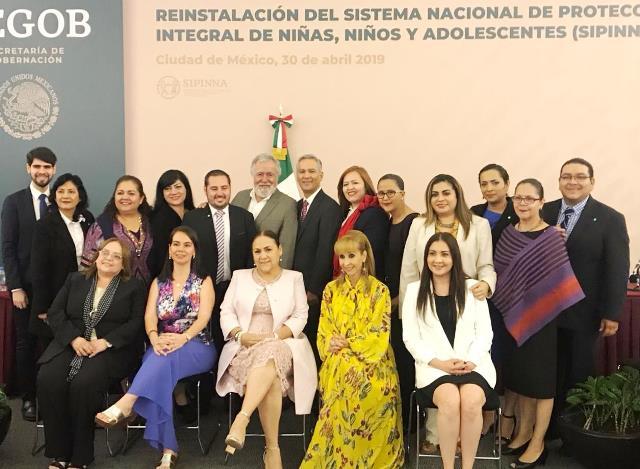 ¡SIPINNA Aguascalientes pide incrementar presupuestos a los estados para la atención de NNA!