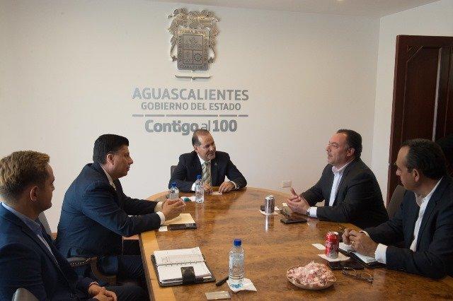 ¡Reiteran empresarios de FINSA su participación en proyectos de la alianza del bajío!