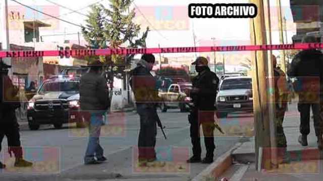 ¡Rescató METROPOL en Zacatecas a dos personas que estaban privadas de su libertad!