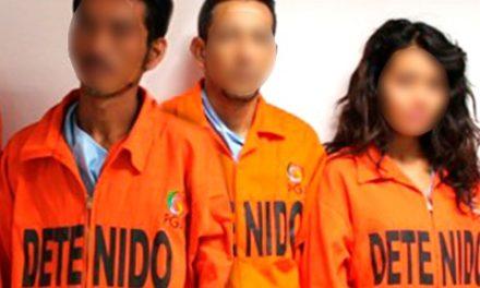 ¡Sentenciaron a 2 sujetos y 1 mujer que ejecutaron a un individuo en Aguascalientes!