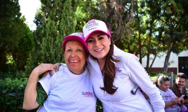 ¡Tere Jiménez busca ampliar los servicios de salud preventivos para las mujeres hidrocálidas!