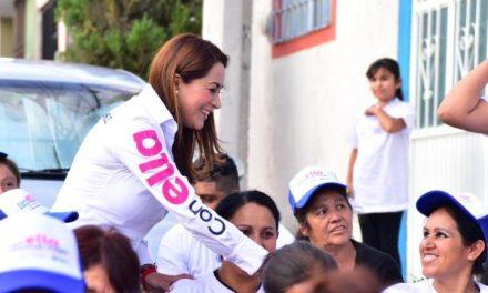 ¡Tere Jiménez impulsará desarrollo de comunidades rurales!