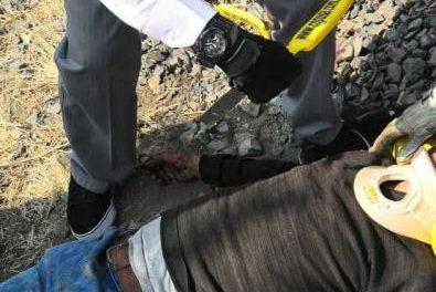 ¡Vecino de Encarnación de Díaz murió atropellado por el tren en Aguascalientes!