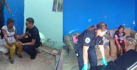 ¡Adolescente y ancianita resultaron quemadas tras incendiarse su casa en Aguascalientes!