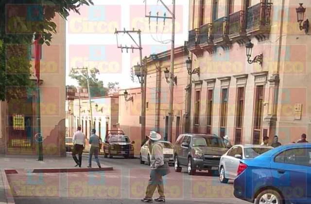 ¡Intentaron ejecutar a sub-delegado de la Fiscalía y a un juez en la Zona Centro de Lagos de Moreno!