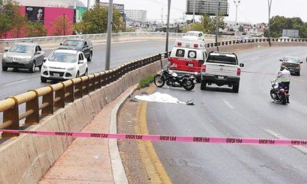 ¡Hombre murió atropellado por un automóvil en Zacatecas!