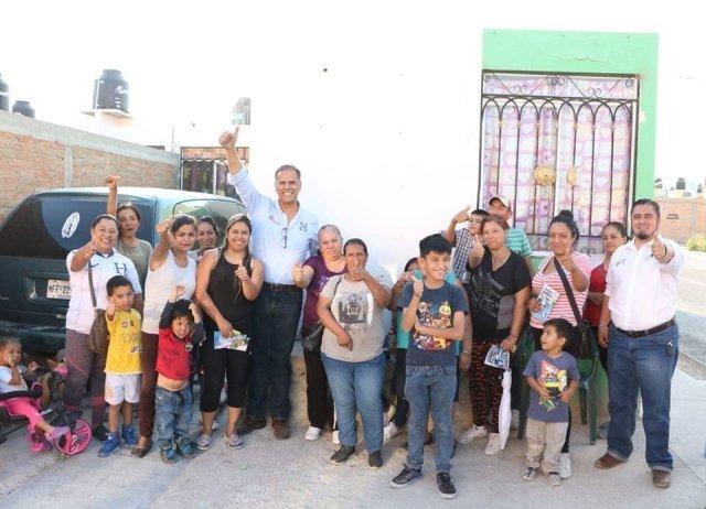 ¡Servicio de agua en Jesús María no se privatizará: Toño Arámbula!