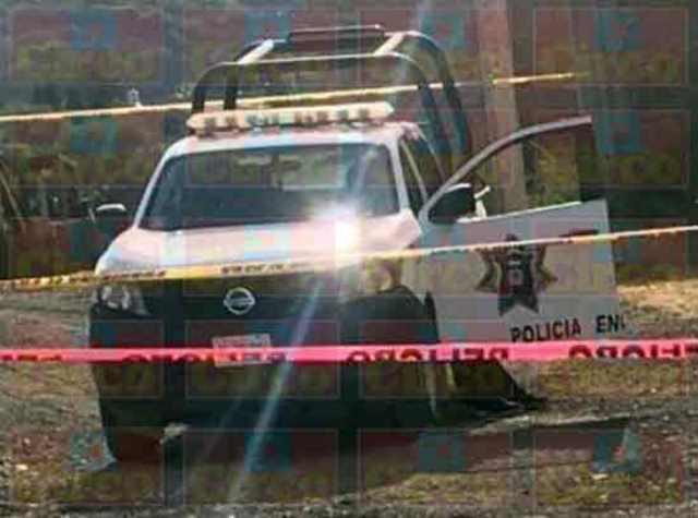 ¡Policías municipales abatieron a un delincuente que tomó como rehén a una niña en Encarnación de Díaz!