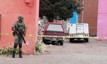 ¡Tras enfrentamiento liberaron a un secuestrado y abatieron a un plagiario en Guadalupe!