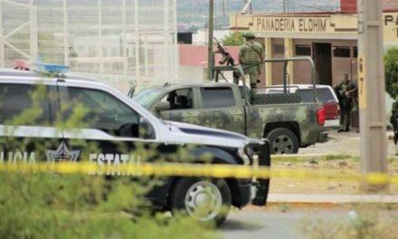 ¡Ejecutaron a un militar y a su pareja sentimental dentro de su casa en Guadalupe!