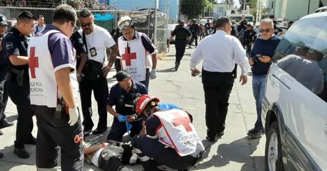 ¡Capturaron a 2 asaltantes en Aguascalientes tras espectacular operativo!