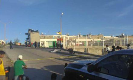 ¡Accidente de motocicleta dejó 1 joven muerto y 1 quinceañera lesionada en Aguascalientes!