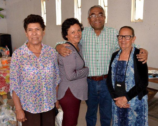 ¡Realiza el DIF Municipal gira de apoyos alimenticios para adultos mayores!