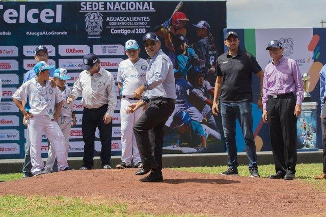 ¡Aguascalientes es sede del Torneo de Béisbol Juvenil más grande del mundo!