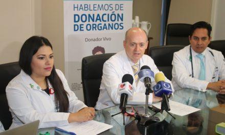 ¡Aguascalientes, primer lugar en demanda de trasplante de riñón!