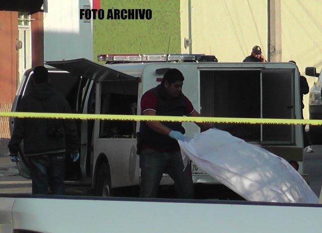 ¡De un certero balazo ejecutaron a un hombre en una tienda de abarrotes en Fresnillo!