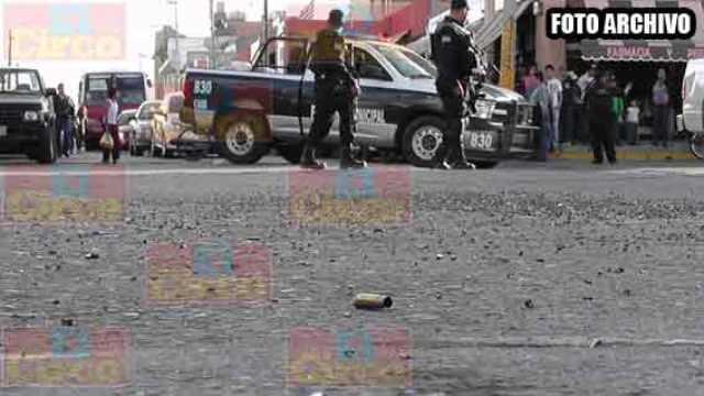 ¡Policías estatales abatieron a 4 delincuentes tras un enfrentamiento en Pinos!